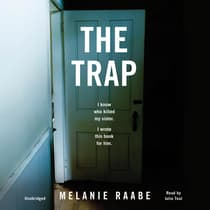 The Trap by Melanie Raabe audiobook