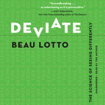 Deviate by Beau Lotto audiobook