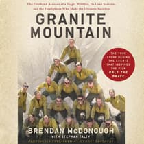 Granite Mountain by Brendan McDonough audiobook