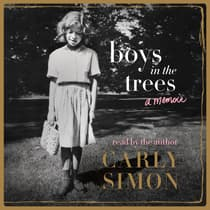 Boys in the Trees by Carly Simon audiobook