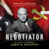 Negotiator by Philip J.  Bigger audiobook