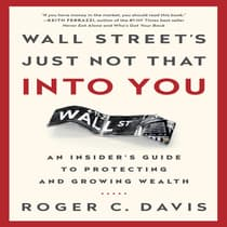 Wall Street's Just Not That Into You by Roger C. Davis audiobook