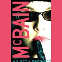 Kiss by Ed McBain audiobook