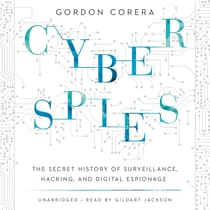 Cyberspies by Gordon Corera audiobook