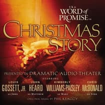 The Word of Promise Christmas Story by a full cast audiobook