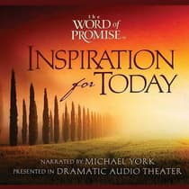 The Word of Promise: Inspiration For Today by Michael York audiobook