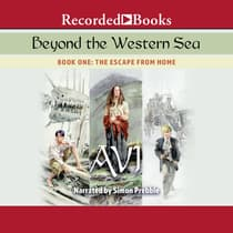 Beyond the Western Sea: Book One by Avi audiobook