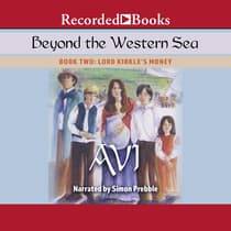 Beyond the Western Sea: Book Two by Avi audiobook