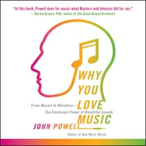 Why You Love Music by John Powell audiobook