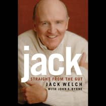 Jack by Jack Welch audiobook