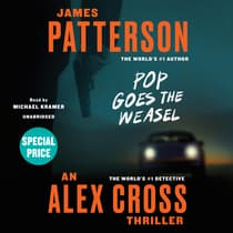 Pop Goes the Weasel by James Patterson audiobook