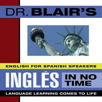 Dr. Blair's Ingles in No Time by Robert Blair audiobook