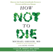 How Not to Die by Michael Greger audiobook