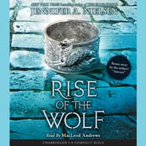 Rise of the Wolf by Jennifer A. Nielsen audiobook