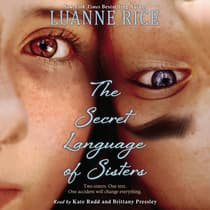 The Secret Language of Sisters by Luanne Rice audiobook