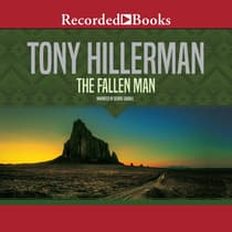 The Fallen Man by Tony Hillerman audiobook