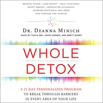 Whole Detox by Deanna Minich audiobook