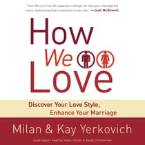 How We Love by Milan Yerkovich audiobook