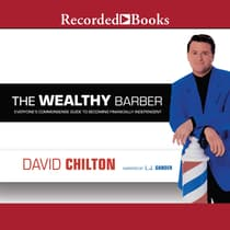 The Wealthy Barber by David Chilton audiobook