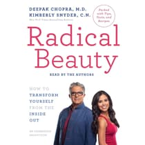 Radical Beauty by Kimberly Snyder audiobook