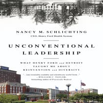 Unconventional Leadership by Nancy M. Schlichting audiobook