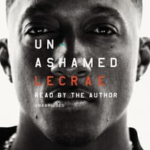Unashamed by Lecrae Moore audiobook
