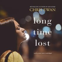 Long Time Lost by Chris Ewan audiobook