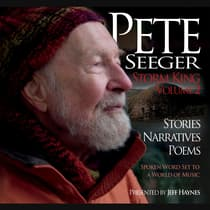 Pete Seeger: Storm King, Volume 2 by Pete Seeger audiobook
