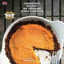 "Commissary Kitchen by Albert ""Prodigy"" Johnson audiobook"
