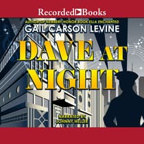 Dave at Night by Gail Carson Levine audiobook