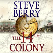 The 14th Colony by Steve Berry audiobook
