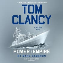 Tom Clancy Power and Empire by Marc Cameron audiobook