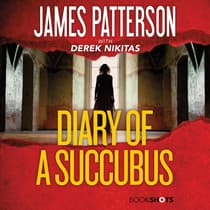 Diary of a Succubus by James Patterson audiobook