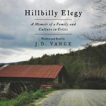 Hillbilly Elegy by J. D. Vance audiobook