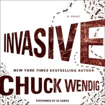Invasive by Chuck Wendig audiobook