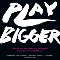 Play Bigger by Al Ramadan audiobook