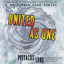 United as One by Pittacus Lore audiobook