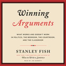 Winning Arguments by Stanley Fish audiobook