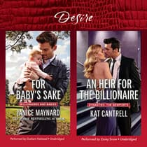 For Baby's Sake & An Heir for the Billionaire by Janice Maynard audiobook