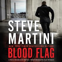 Blood Flag by Steve Martini audiobook