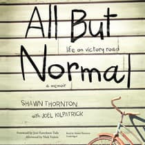 All but Normal by Shawn Thornton audiobook