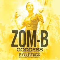 Zom-B Goddess by Darren Shan audiobook