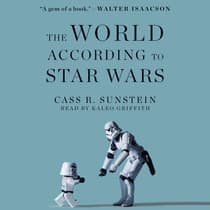 The World According to Star Wars by Cass R. Sunstein audiobook