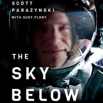 The Sky Below by Scott Parazynski audiobook