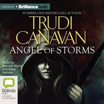 Angel of Storms by Trudi Canavan audiobook