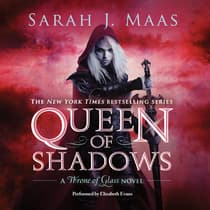 Queen of Shadows by Sarah J. Maas audiobook