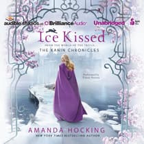 Ice Kissed by Amanda Hocking audiobook