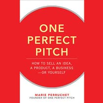One Perfect Pitch by Marie Perruchet audiobook