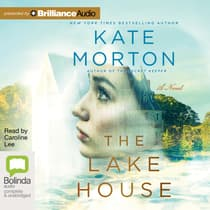 The Lake House by Kate Morton audiobook