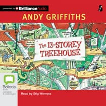 The 13-Storey Treehouse by Andy Griffiths audiobook